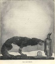 514px-John_Bauer-Tyr_and_Fenrir