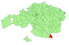 Bizkaia_municipalities_Otxandio