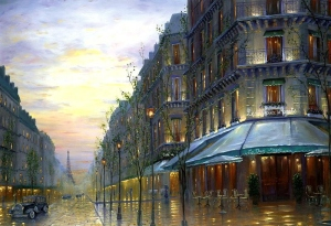 Robert_Finale_art_paintings_CafeDeParis