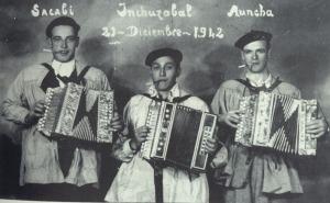 trikitixa models from 1942